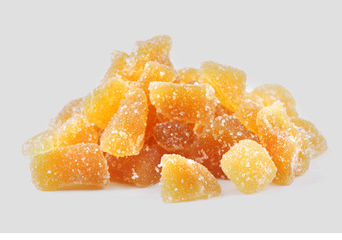 Vivia Crumps Crystallised Ginger