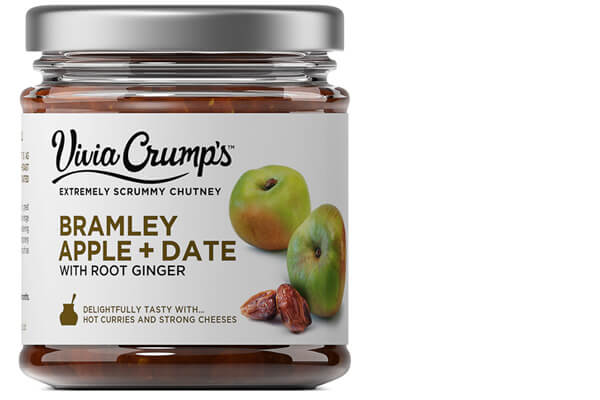 Meet Vivia Crumps Bramley Apple Chutney