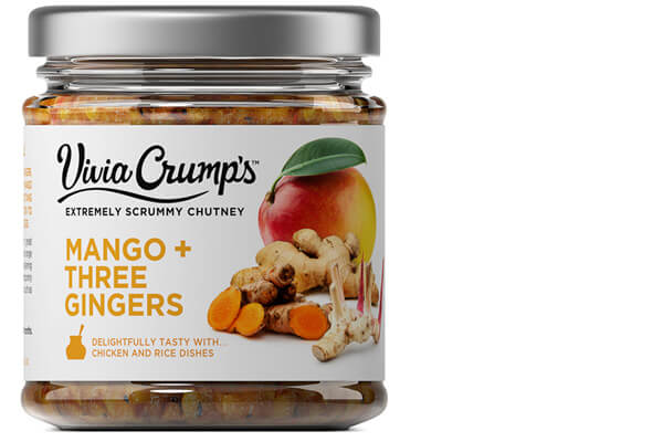 Meet Vivia Crumps Mango and Ginger Chutney