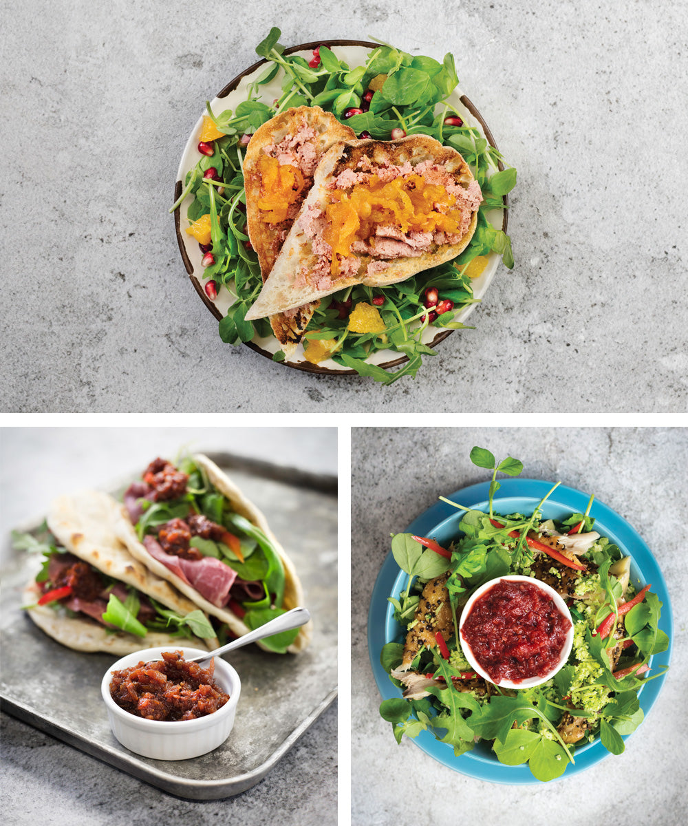 Vivia Crumps Autumn Recipes