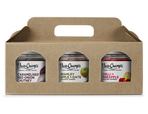 Vivia Crumps Cheese Lovers Chutney Gift Set