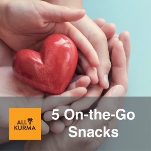 5 On-the-Go Snacks to Boost your Immunity
