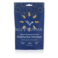 Ziba Foods Afghan Roasted and Salted Shakhurbai Almonds 150 Gram