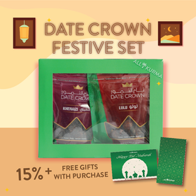 Date Crown Festive Set