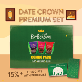 Date Crown Premium Set