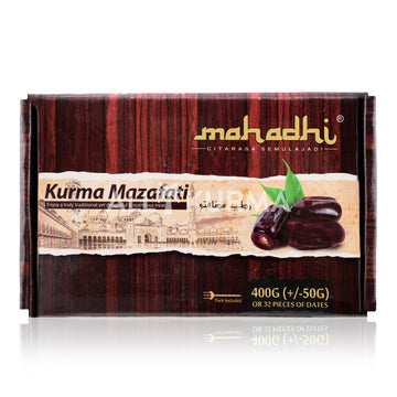 Mahadhi Mozafati Dates  400 Gram - NEW