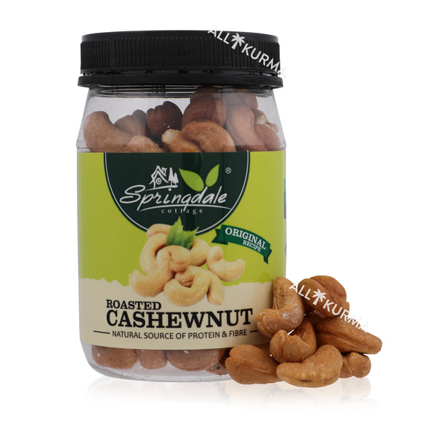 Springdale Cottage Roasted Cashew Nuts 170 Gram - All Kurma Singapore