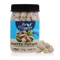 Springdale Cottage Roasted Pistachios 140 Gram