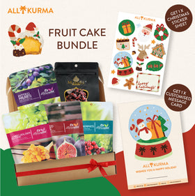 Fruit Cake Bundle