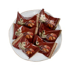 Siafa Milk Chocolate Dates with Almond 100  Gram - NEW - All Kurma Singapore