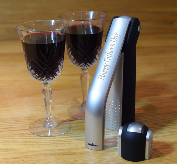 Personalised Father's Day Corklifter - Bottle opener - The perfect gift for everyone - Toccami - 1