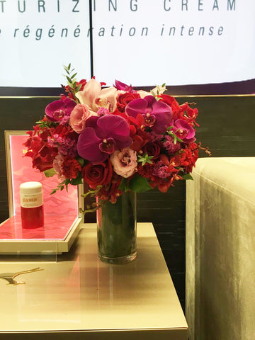 la mer chinese new year floral arrangements