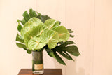 Green and Elegant Floral Arrangements | Office decoration | Corporate Flowers | Reception Centrepiece | Opening Ceremony Basket Elegant Flower Arrangement Florist Flower Shop Floral Arrangement Hong Kong Science Park 花藝 開張花籃 花店 沙田科學園