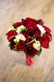 [A10004] Elegant Calla Lily and Roses