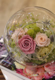 保鮮花 香港 花店 玫瑰 情人節禮物 valentines day gift diy gift  preserved flowers flower shop preserved roses hong kong