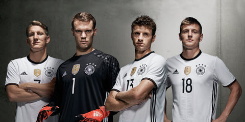 Germany home kit for UEFA EURO 2016
