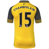 2016/17 ARSENAL FC SS AWAY MEN'S REPLICA JERSEY - CHAMBERLAIN 15