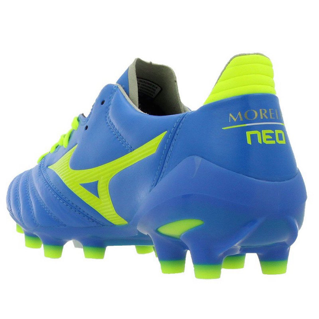 MORELIA NEO 2 - Diva Blue/Safety Yellow (Made in Indonesia)
