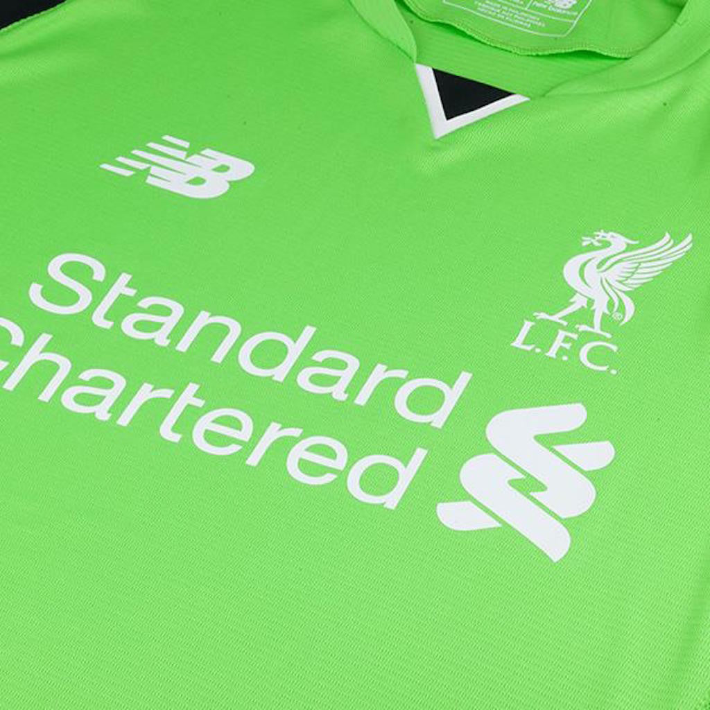 2016/17 LIVERPOOL FC LS HOME MEN'S GOALKEEPER JERSEY