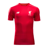 2016/17 LIVERPOOL FC ELITE MEN'S TRAINING PRE MATCH JERSEY