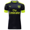 2016/17 ARSENAL FC SS CHAMPIONS LEAGUE MEN'S REPLICA JERSEY