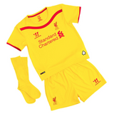 2014/15 Liverpool FC Away Infant Kids' Soccer Kit
