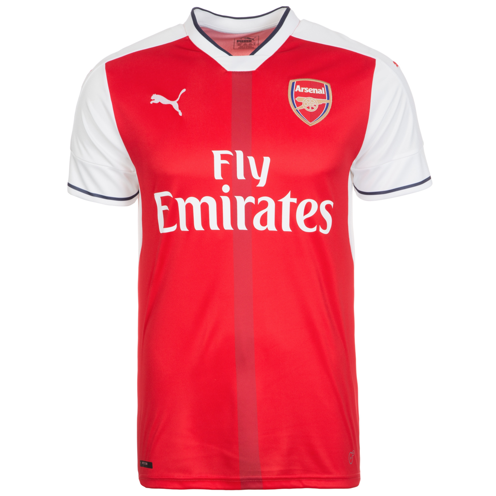 2016/17 ARSENAL FC SS HOME MEN'S REPLICA JERSEY - BELLERIN 24