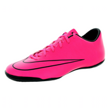 MERCURIAL VICTORY V MEN'S INDOOR-COMPETITION - Hyper Pink/Hyper Pink-Black-Black
