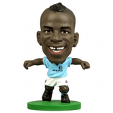 Official Manchester City Figure/Mario Balotelli 2013 Home Kit