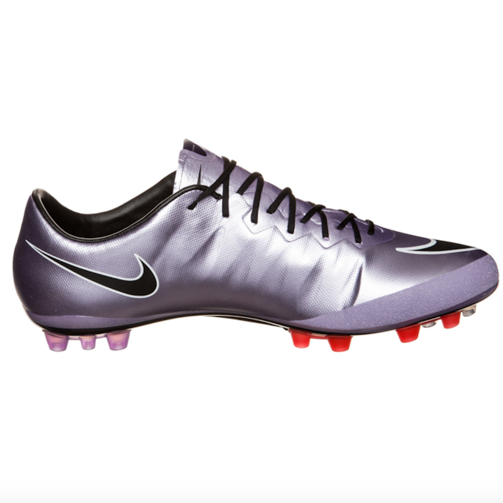 MERCURIAL VAPOR X AG-R - Urban Lilac/Black-Bright Mango-WHITE