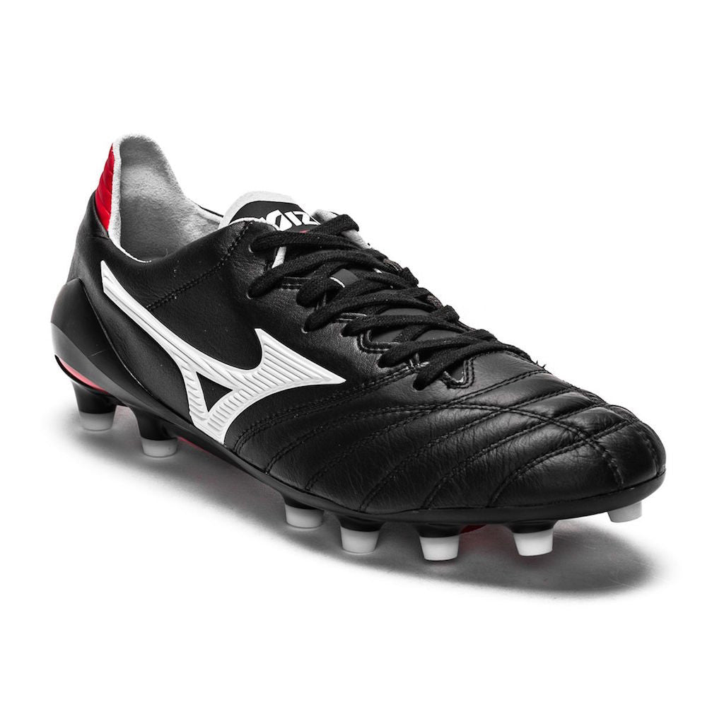 MORELIA NEO 2 - Black/White/Red (Made in Japan)