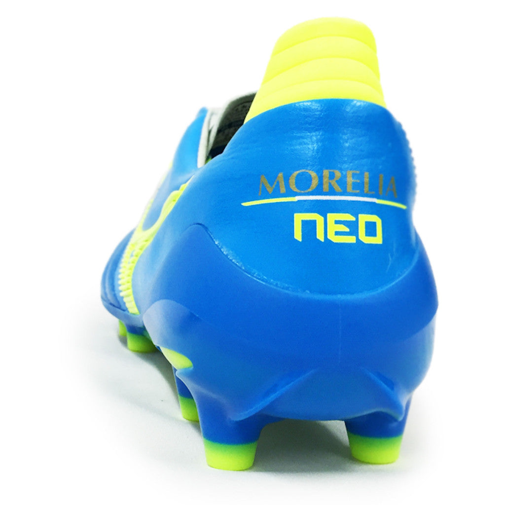 MORELIA NEO 2 - Diva Blue/Safety Yellow (Made in Japan)