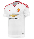2015/16 Manchester United FC SS Away Men's Replica Jersey - Rooney 10