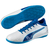 evoTOUCH 3 IT (Puma White-TRUE BLUE-BLUE DANUBE)