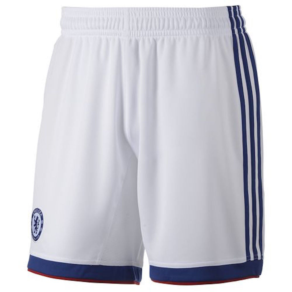 2013/14 CHELSEA FC SS AWAY MEN'S REPLICA SHORTS