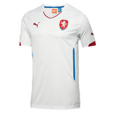WC2014 CZECH REPUBLIC AWAY MEN'S REPLICA JERSEY