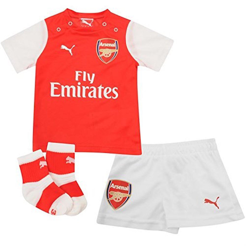 2014/15 ARSENAL FC HOME BABY KIT