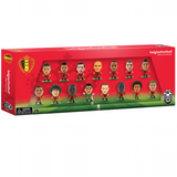 Official Belgian National Team Figures/15 Player Team Pack