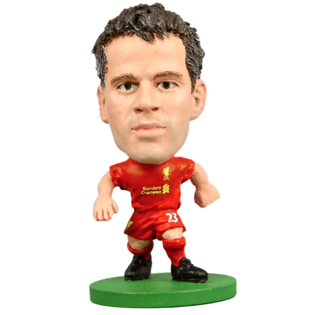 Official Liverpool Figures/Jamie Carragher 2013 Home Kit