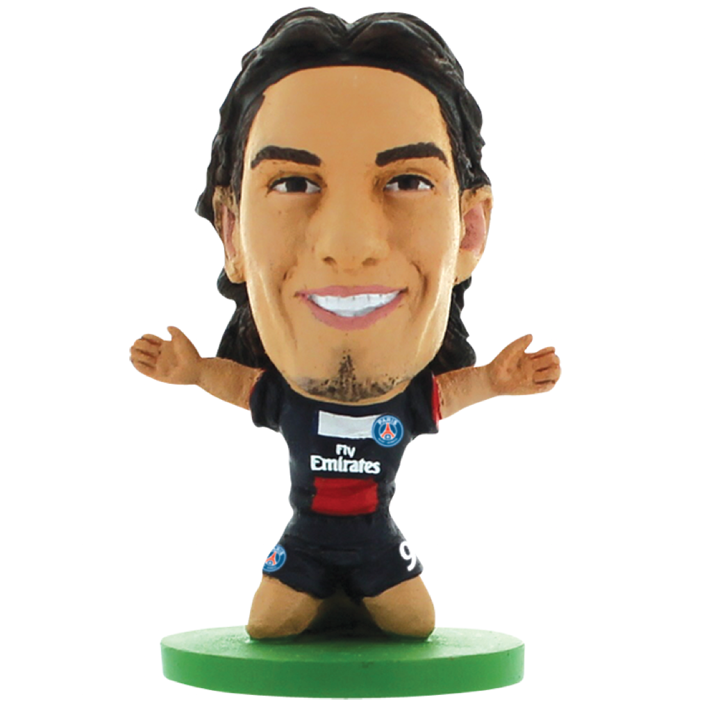Official Paris Saint-Germain Figure/Edinson Cavani