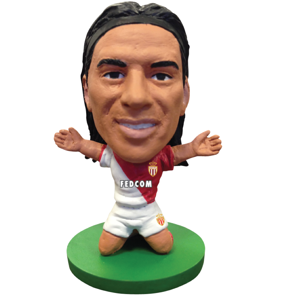 Official AS Monaco Figure/Radamel Falcao