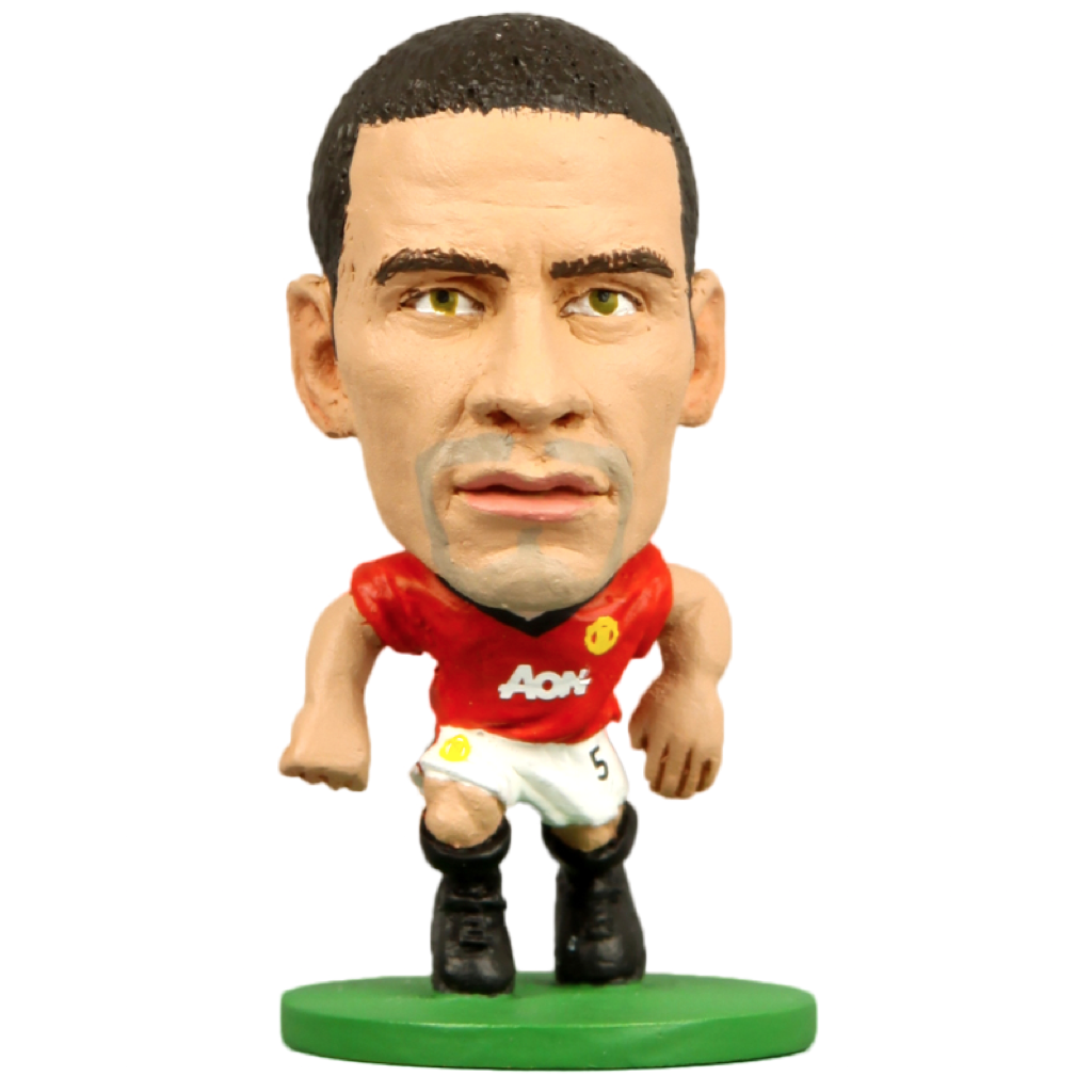 Official Manchester United Figure/Rio Ferdinand - 2014 Home Kit