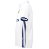 2016/17 REAL MADRID SS HOME MEN'S REPLICA JERSEY - SERGIO RAMOS 4