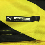 2014/15 BVB HOME MEN'S REPLICA JERSEY WITH SPONSOR
