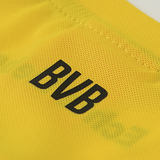 2014/15 BVB HOME MEN'S REPLICA JERSEY WITH SPONSOR - Hummels 15
