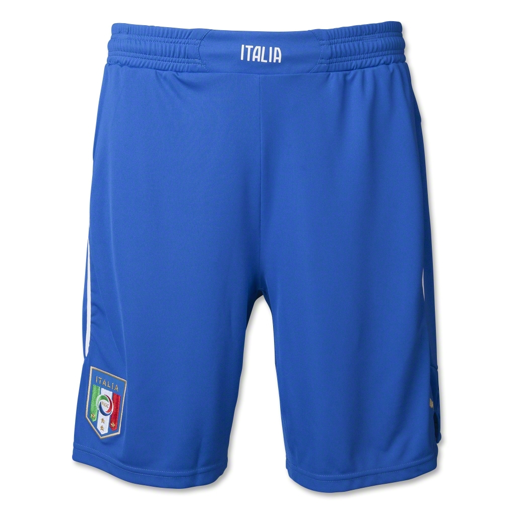 WC2014 FIGC ITALIA HOME/AWAY MEN'S SHORTS