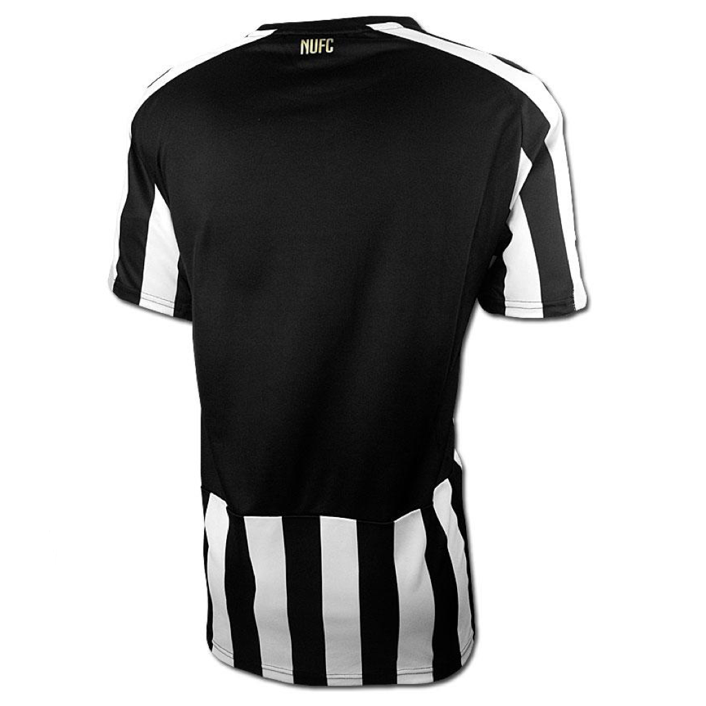 2014/15 NEWCASTLE HOME MEN'S REPLICA JERSEY WITH SPONSOR