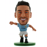 Official Manchester City Figure/Jesus Navas 2014 Home Kit