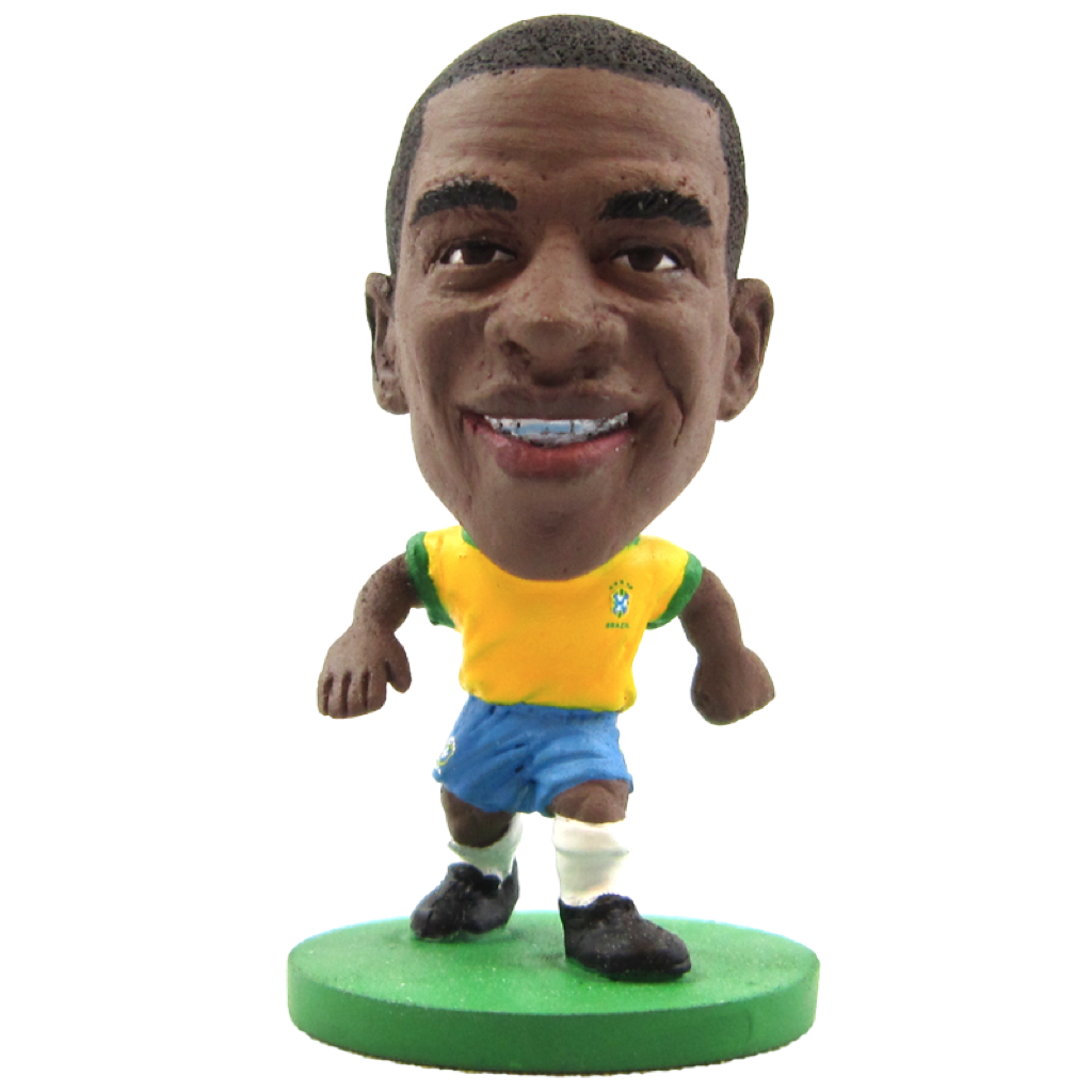 Official Brazilian National Team Figures/Ramires  - Home Kit