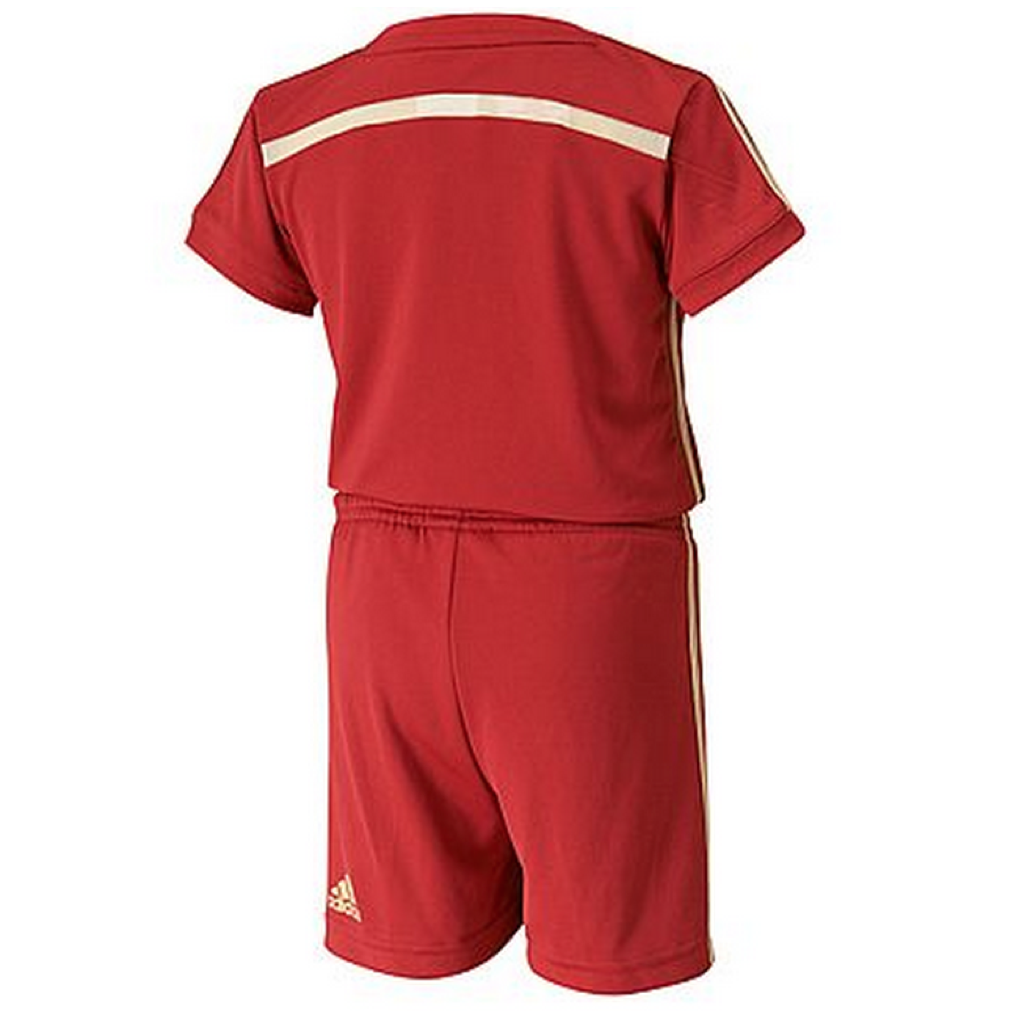 WC2014 SPAIN HOME BABY KIT